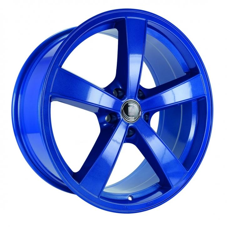 Diewe Trina 7x17 5/105 ET 38 Sparkling Blueberry