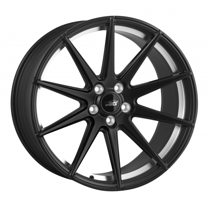 ELEGANCE WHEELS E 1 Concave 9,0x20 5/114,3 ET 38 Satin Black Undercut polish