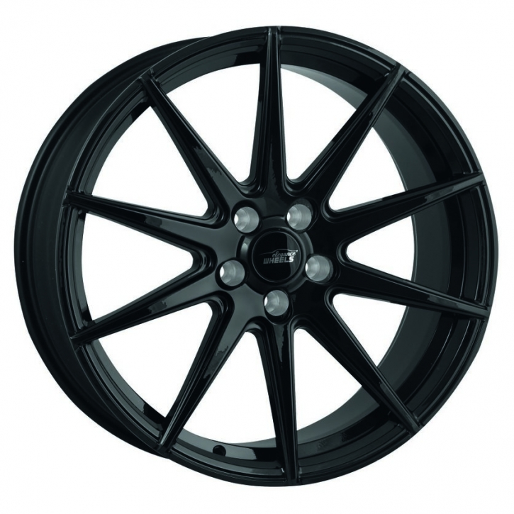 ELEGANCE WHEELS E 1 FF Concave 8,5x19 5/120 ET 43 Highgloss Black