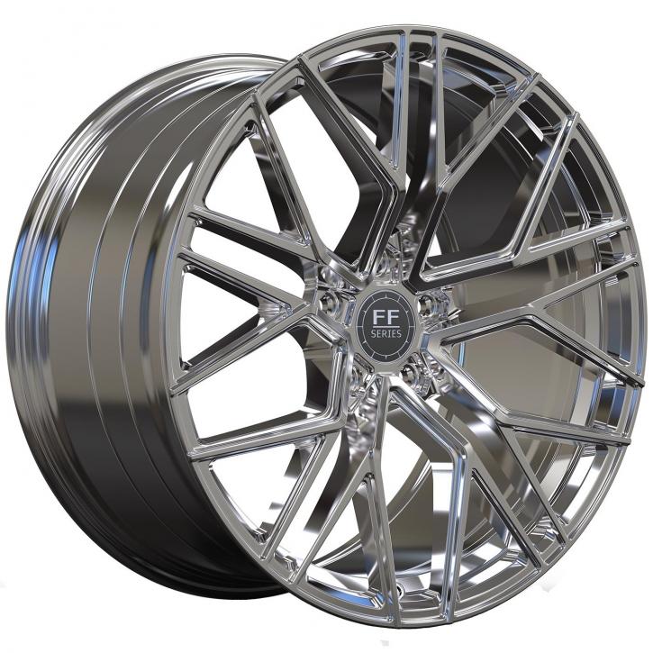 ELEGANCE WHEELS E 2 FF Concave 9,5x20 5/114,3 ET 40 Hyper Silber
