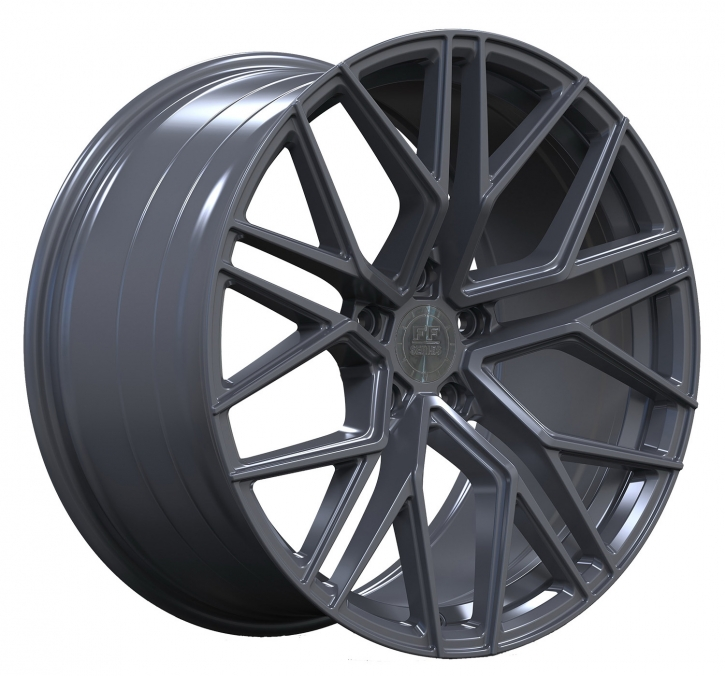 ELEGANCE WHEELS E 2 FF Deep Concave 10,5x20 5/114,3 ET 45 Tinted Metal