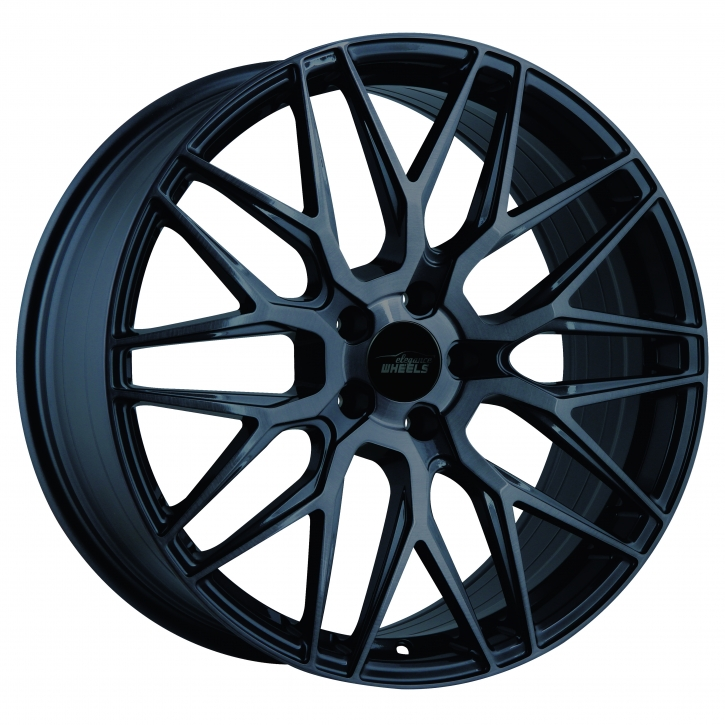 ELEGANCE WHEELS E 3 FF Concave 8,5x19 5/114,3 ET 45 Highgloss Black