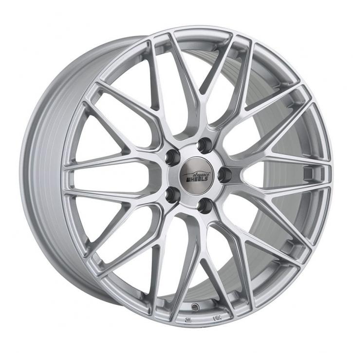 ELEGANCE WHEELS E 3 FF Concave 8,5x19 5/112 ET 43 Hyper Silber