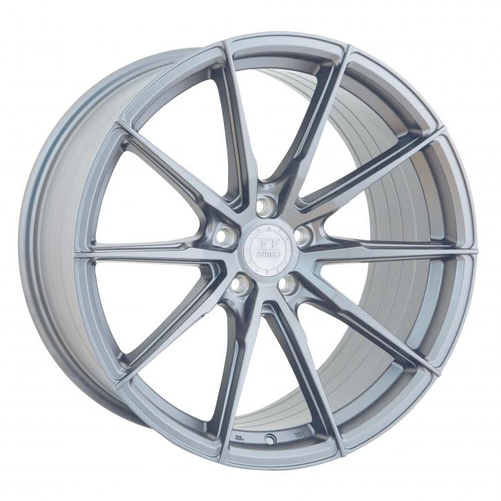 ELEGANCE WHEELS FF 440 Deep Concave 11,0x20 5/120 ET 40 Hyper Silber
