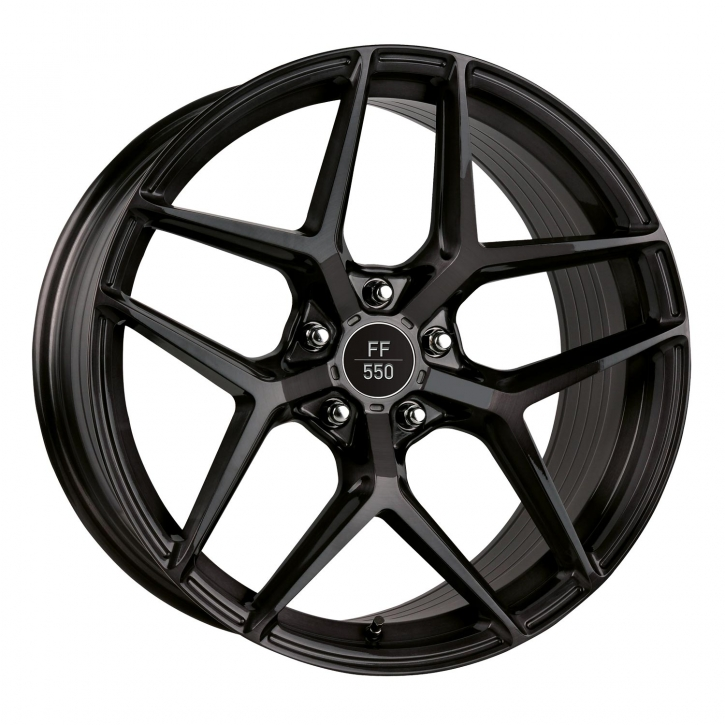 ELEGANCE WHEELS FF 550 Concave 8,5x20 5/114,3 ET 43 Highgloss Black