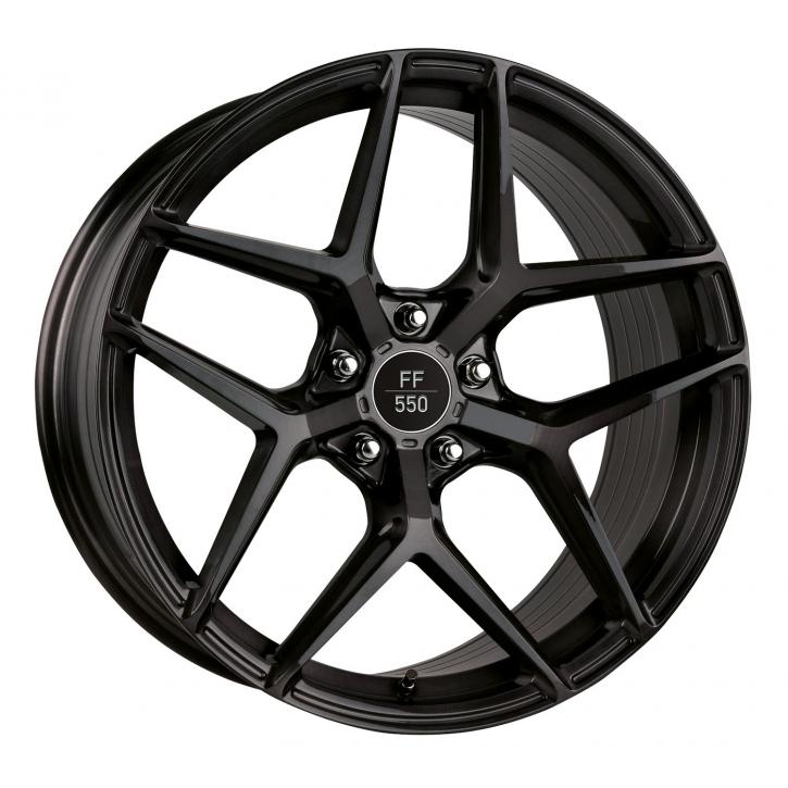 ELEGANCE WHEELS FF 550 Concave 8,5x20 5/114,3 ET 43 Highgloss Black