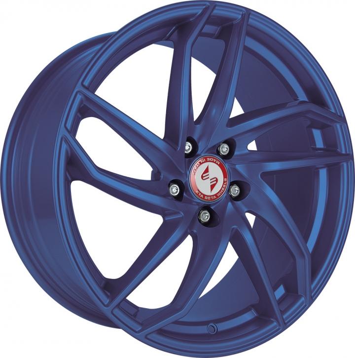 ETA BETA HERON 8,5x20 5/114,3 ET 33 Blue reflex