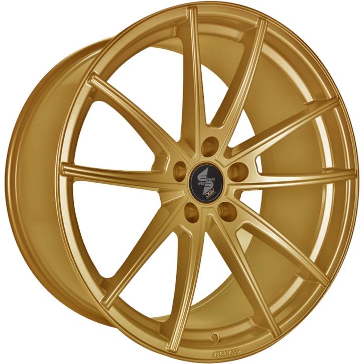 ETA BETA MANAY 8,5x19 5/114,3 ET 39 Gold shiny