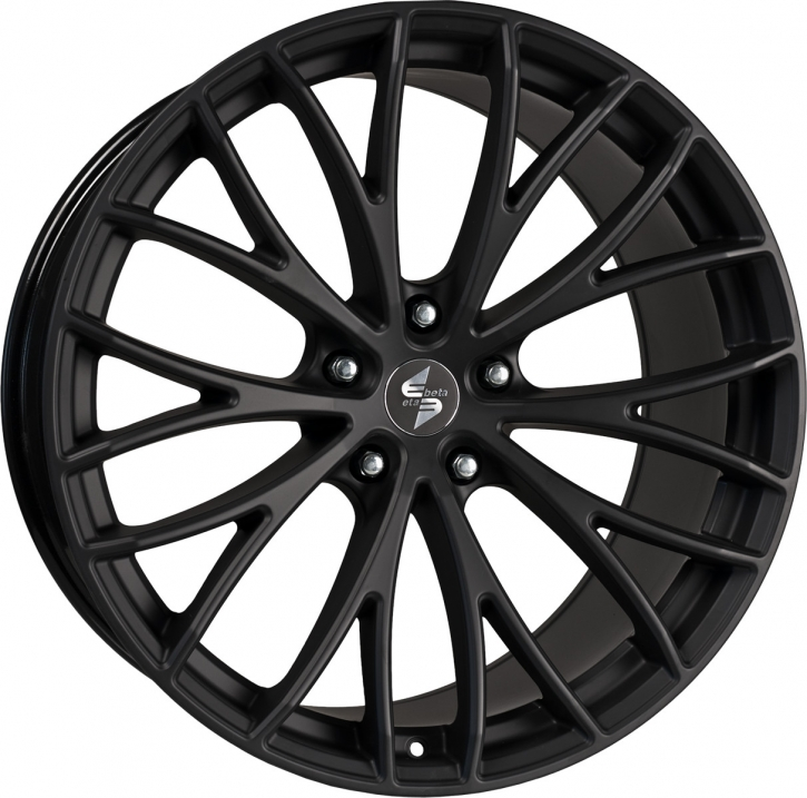 ETA BETA PIUMA-C 9,5x19 5/114,3 ET 35 Black matt
