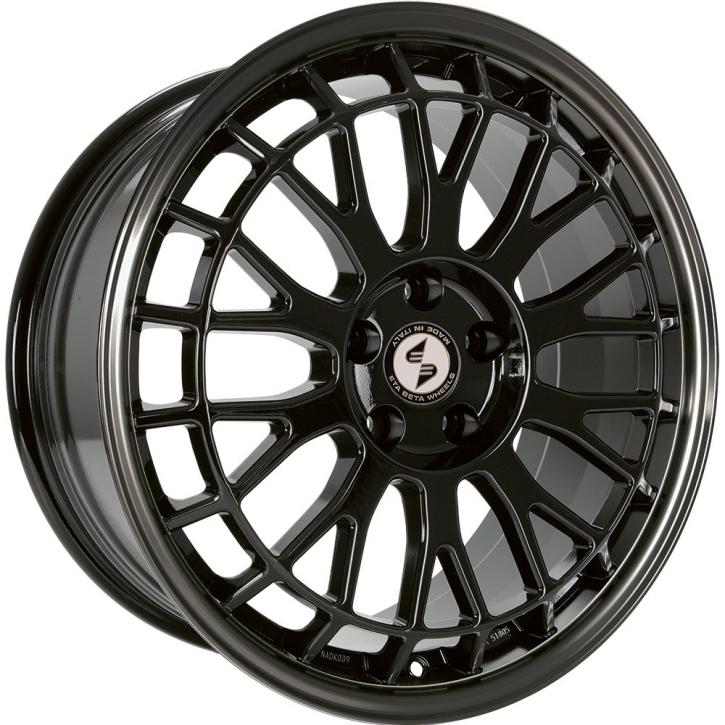 ETA BETA UNIT 8,5x19 5/112 ET 50 Black shiny