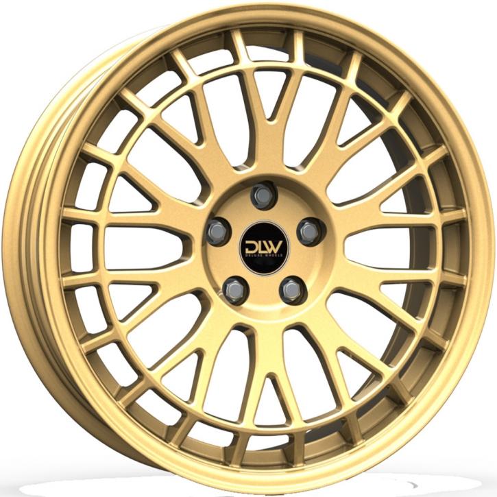 ETA BETA UNIT 8,5x19 5/112 ET 45 Gold shiny