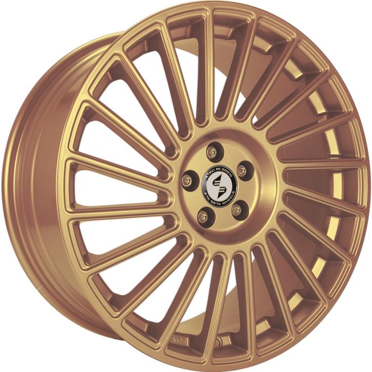 ETA BETA VENTI-R 8,5x19 5/114,3 ET 45 Bronze reflex