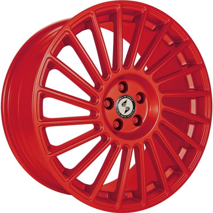 ETA BETA VENTI-R 8,5x19 5/114,3 ET 45 Red reflex