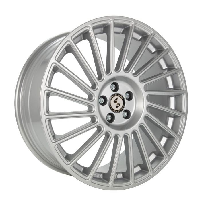 ETA BETA VENTI-R 8,5x19 5/114,3 ET 45 Silver