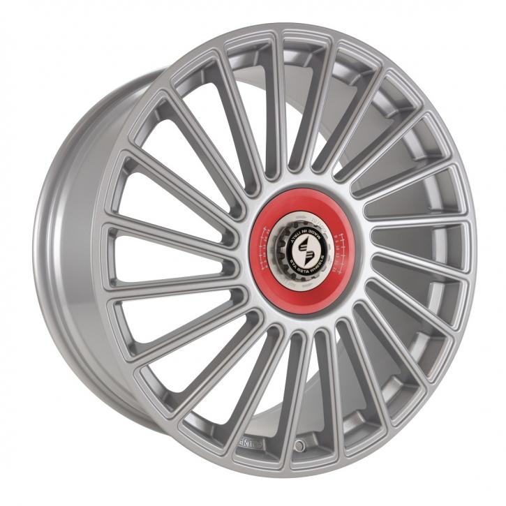ETA BETA VENTI-R ZV 8,5x19 5/114,3 ET 45 Silver