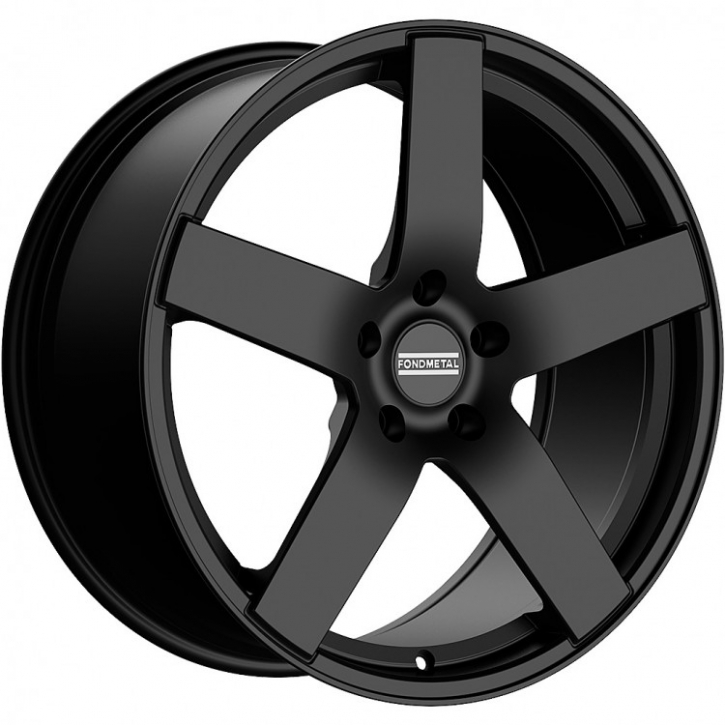 Fondmetal STC-02/C - CONCAVE 9x20 5/139,7 ET 19,05 matt black