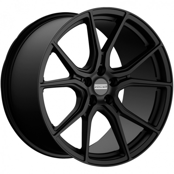 Fondmetal STC-45 9x20 5/114,3 ET 38 matt black