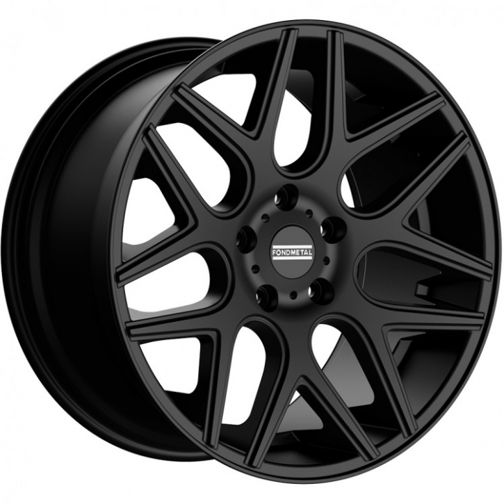 Fondmetal STC-MS 9,5x20 5/112 ET 35 matt-black