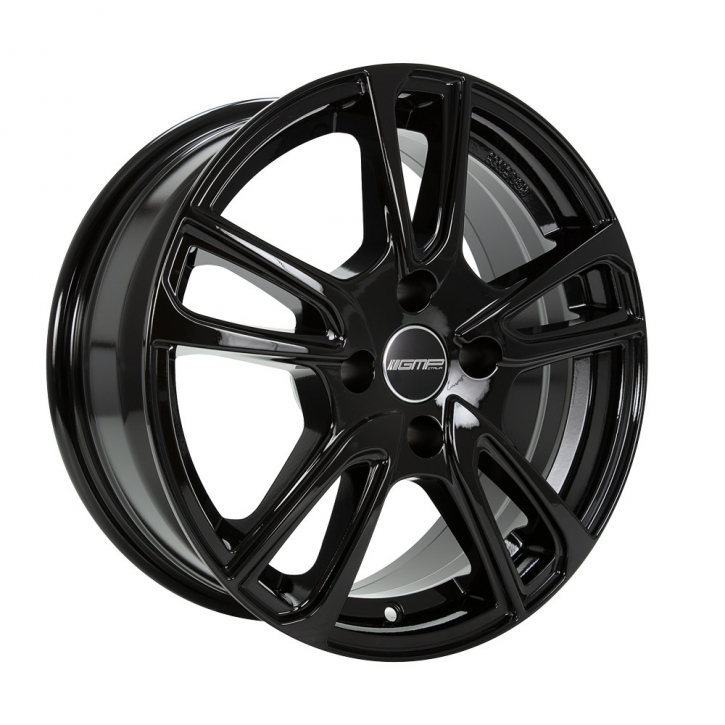 GMP Dedicated Astral 8x18 5/105 ET 35 Black glossy