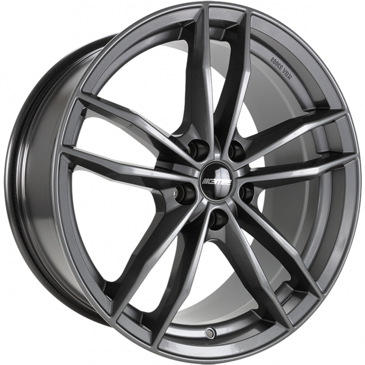 GMP Dedicated SWAN 8x18 5/114,3 ET 35 Anthracite Glossy