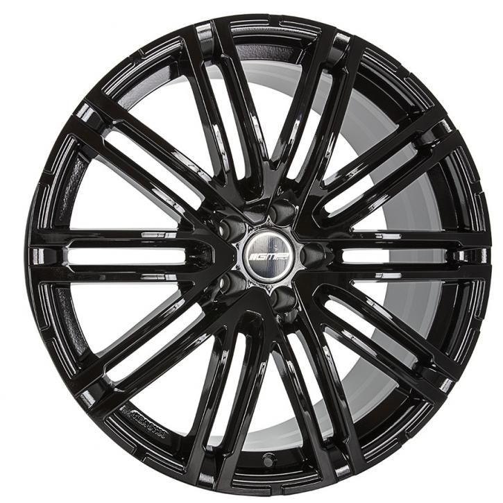 GMP Dedicated Targa-S 8,5x20 5/130 ET 48 Black shiny