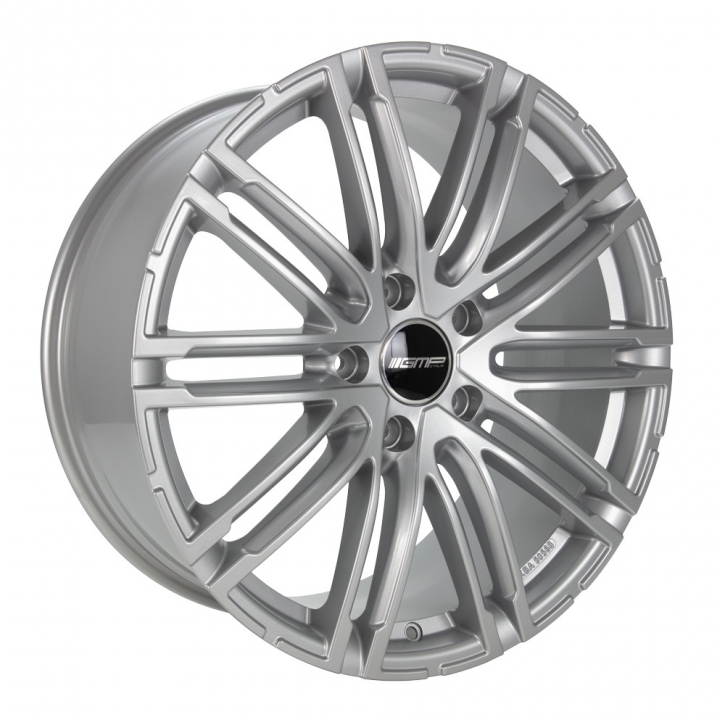 GMP Dedicated Targa-S 8,5x20 5/130 ET 51 Silver