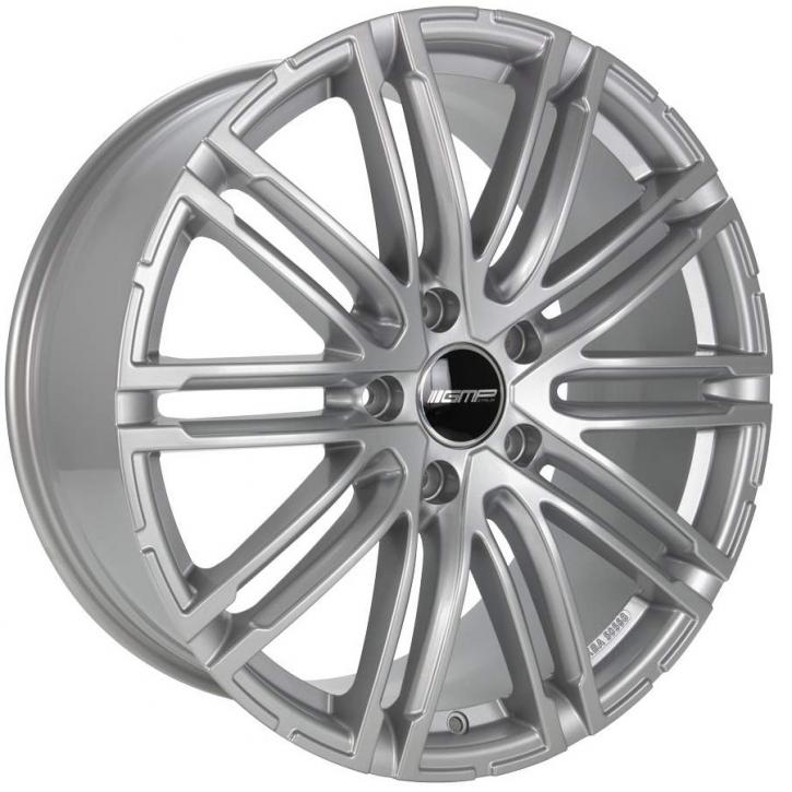 GMP Dedicated Targa 10x21 5/130 ET 50 Silver