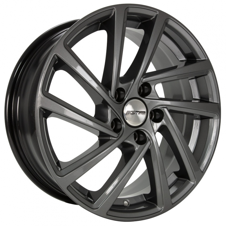 GMP Dedicated Wonder 6,5x16 5/112 ET 45 Anthracite Glossy