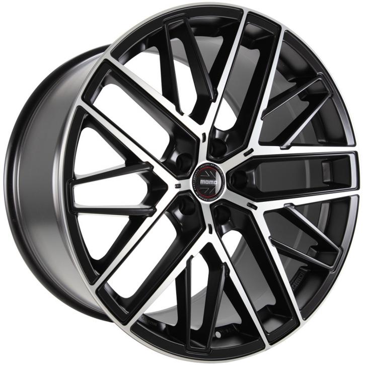 MOMO RFX01 10x21 5/120 ET 40 Black matt polish