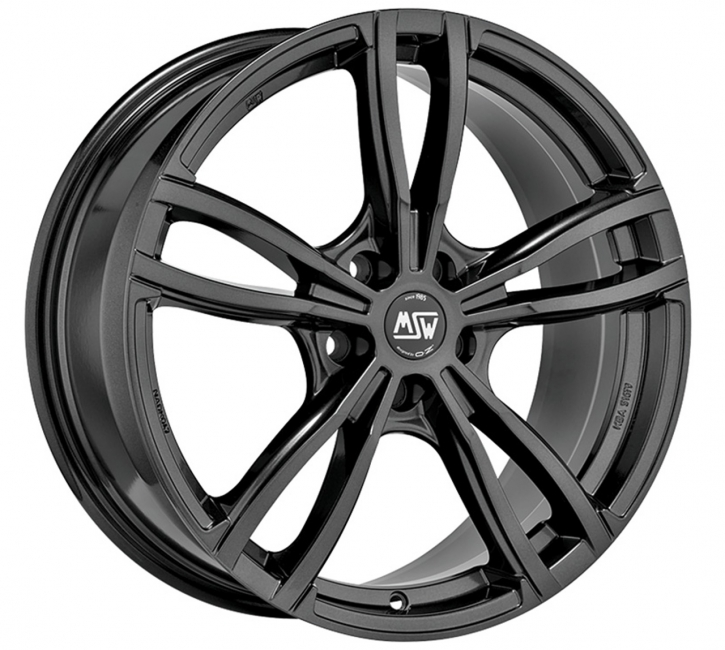 MSW 73 8,5x19 5/120 ET 47 GLOSS DARK GREY