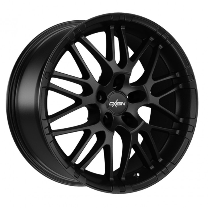 OXIGIN 14 Oxrock 9,50x20 5/114,30 ET 35 black Matt