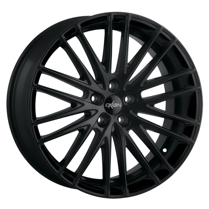 OXIGIN 19 Oxspoke 9,00x20 5/114,30 ET 38 black Matt