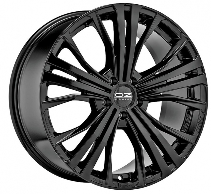 OZ CORTINA 9x19 5/120 ET 45 GLOSS BLACK