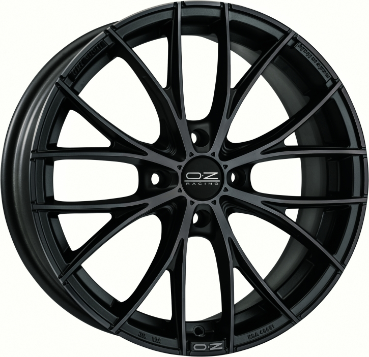 OZ ITALIA 150 8x18 5/114,3 ET 45 GLOSS BLACK