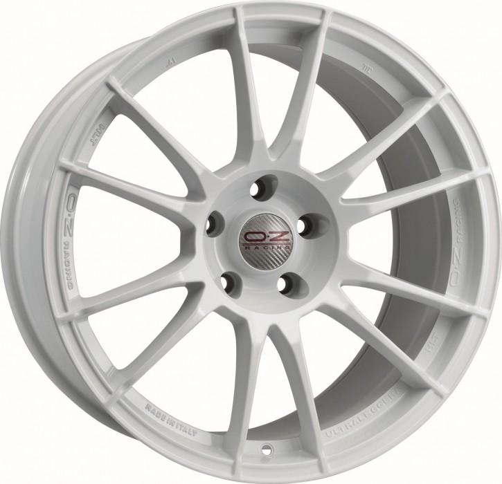 OZ ULTRALEGGERA HLT 8,5x19 5/120,65 ET 59 WHITE