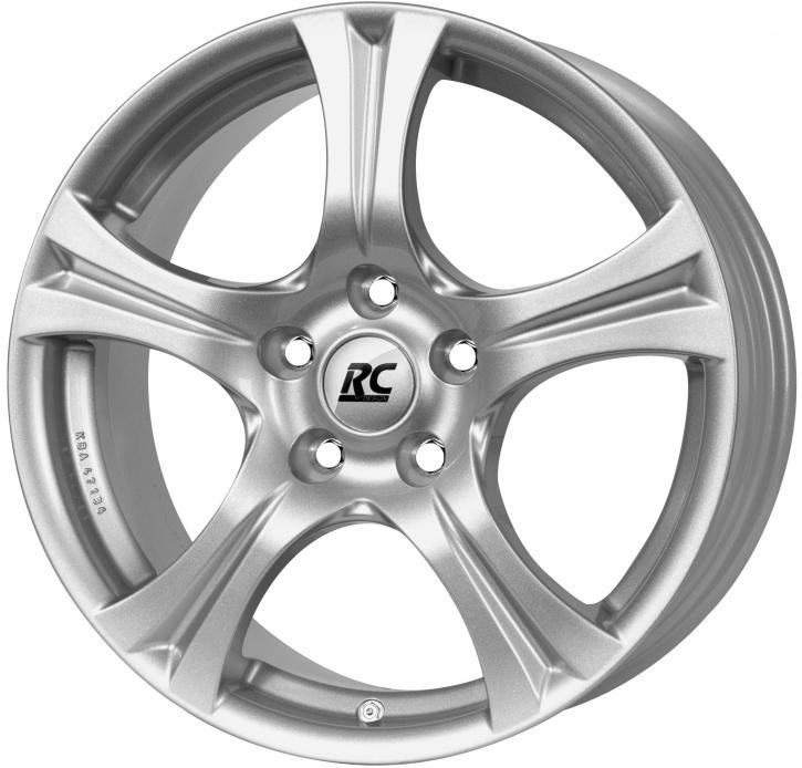 RC Design RC14 7x16 4/114,3 ET 40 Kristallsilber (KS)