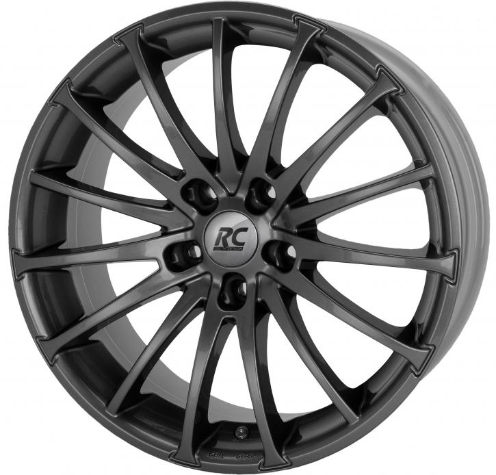 RC Design RC18 7x16 4/114,3 ET 40 Titan Metallic ( TM)