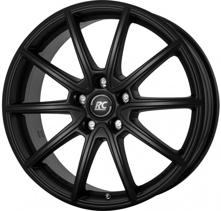 RC Design RC32 7x17 5/105 ET 38 Satin Black Matt (SBM)