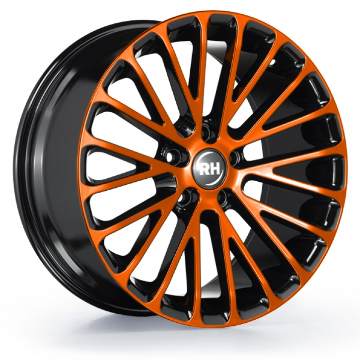RH AR1 8x17 5/108 ET 45 candy orange
