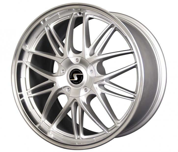 Schmidt Gotham 9x20 5/120 ET +22 Highgloss Silber