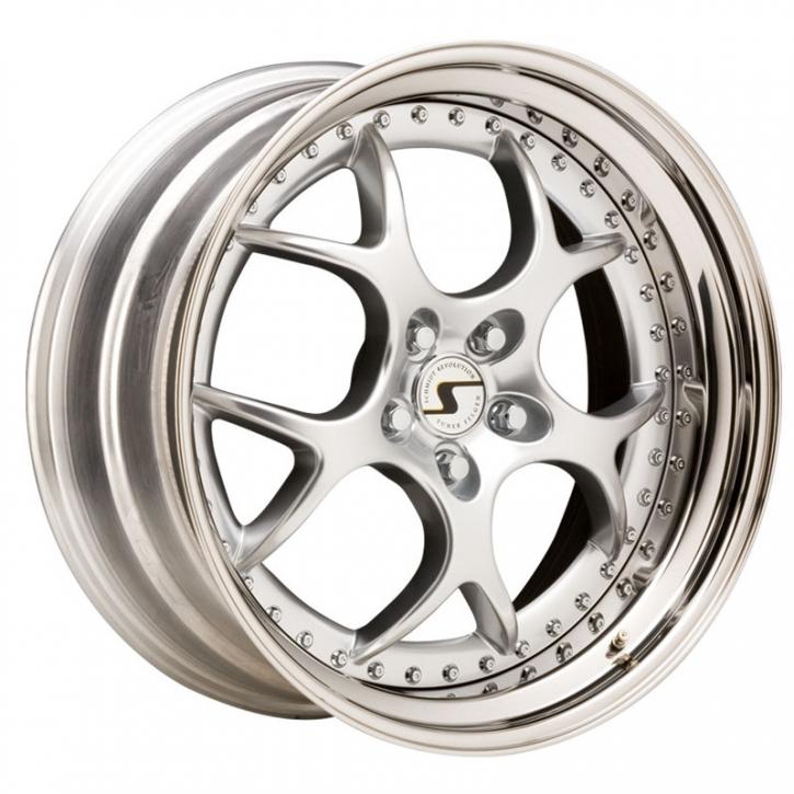 Schmidt VN-Line 9x20 1/112 ET +34 Highgloss Silber