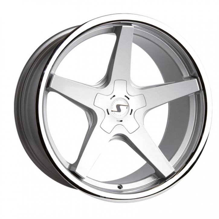 Schmidt XS5 8.5x20 5/105 ET +35 Highgloss Silber