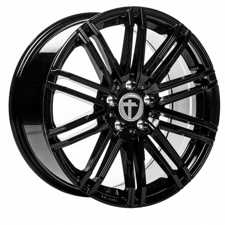 Tomason TN18 8,5x19 5/120 ET 50 Black painted
