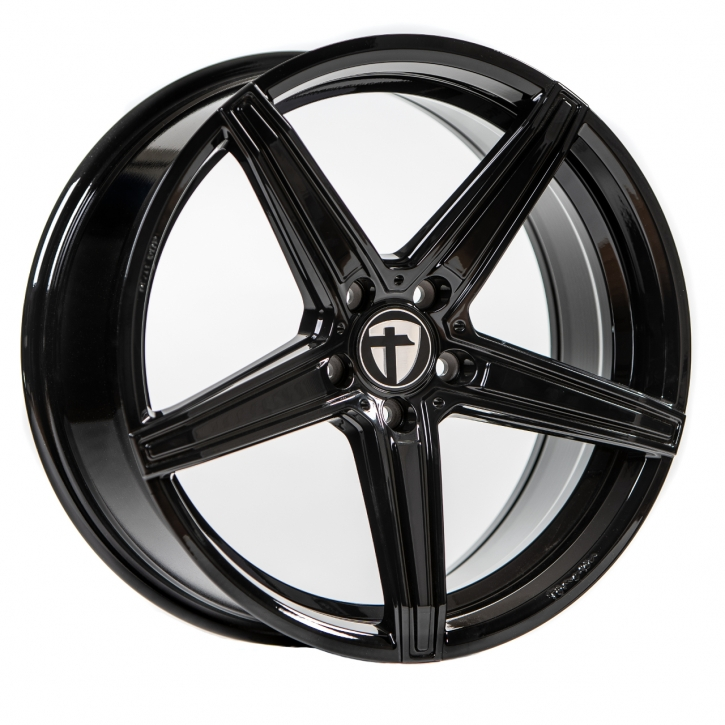 Tomason TN20 8,0x18 5/114.3 ET 45 Black painted