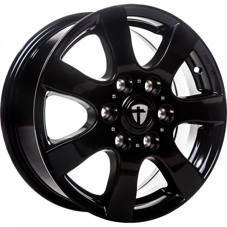 Tomason TN3F 6,5x15 5/118 ET 60 black painted