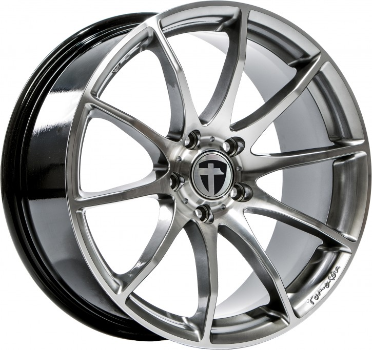 Tomason TN1 8x17 4/108 ET 35 Hyperblack polished