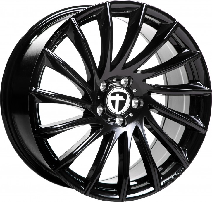 Tomason TN16 7,5x17 5/114,3 ET 47 Black painted