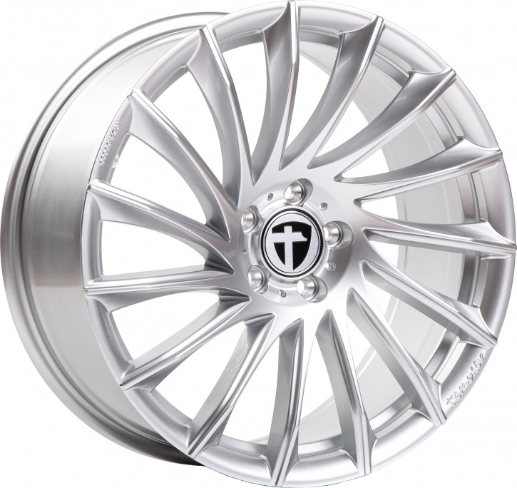 Tomason TN16 7,5x17 5/114,3 ET 47 Bright Silver