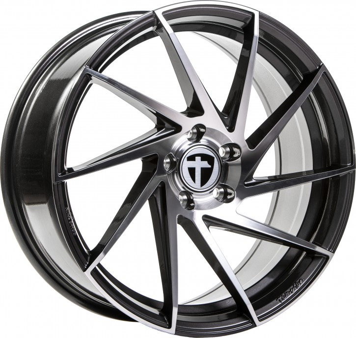 Tomason TN17 8,5x19 5/112 ET 30 Titanium Diamand Polished