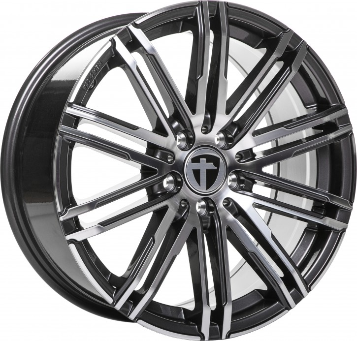 Tomason TN18 8,0x18 5/112 ET 48 Gunmetal polished